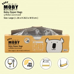 Baby Moby Baby Zipper Bags