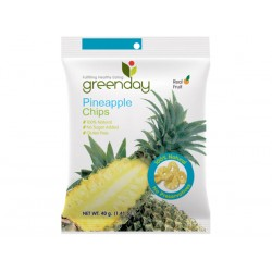 Greenday Pineapple Chips 40 g.