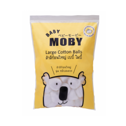 Baby Moby - Large Cotton Balls by Baby Moby Cotton