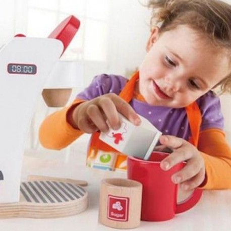 Hape Toys Coffee Maker 3y Wooden Toys