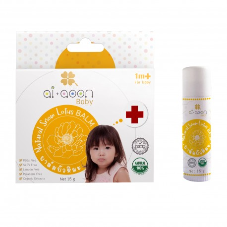 Aiaoon Baby Natural Snow Lotus Balm