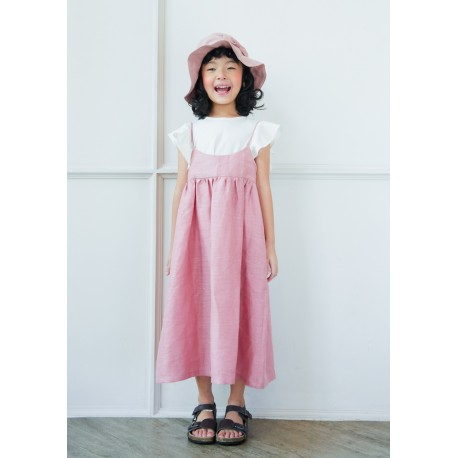 Allday Pink Dress Size 2-3 years