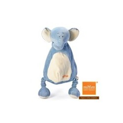 Miyim Organic Soft Toy Backpack Elephant