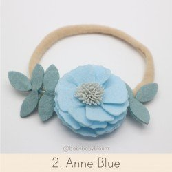 Babybloom Anne Blue