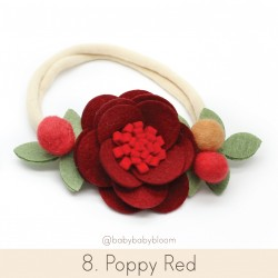 Babybloom  Poppy Red