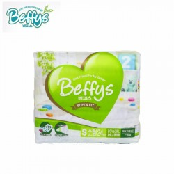 Beffys soft&fit tape size new born - 6kg (24pieces)