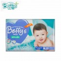 Beffys Baby diapers Imported from Korea, a special version of tape size M (5-10kg)