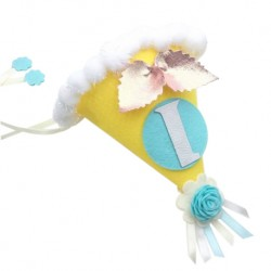 CHIRA BIRTHDAY PARTY HAT (Lemon)