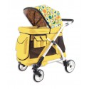 Familidoo Multi Function Play Cart MJ01 Lion Yellow
