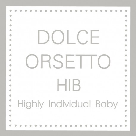 Dolce Orsetto