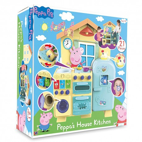 Peppa Pig House Kitchen