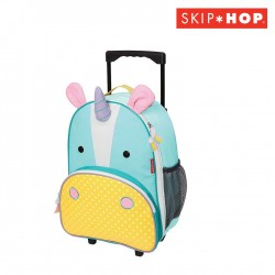 Skip Hop Zoo Luggage Unicorn