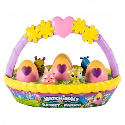 Hatchimals ของเล่น Colleggtibles 4Pk + Bonus S3