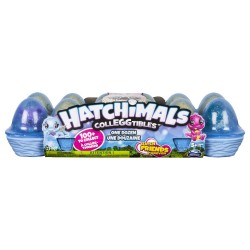 Hatchimals ของเล่น Colleggtibles 12Pk Egg S3