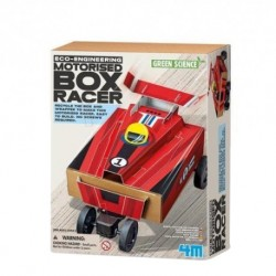 4M ของเล่น Eco Engineering - Motorised Box Racer