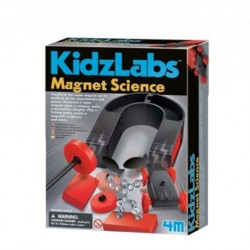 4M ของเล่น Kidz Labs Magnet Science
