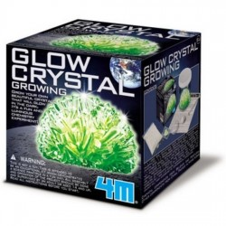 4M ของเล่น Crystal - Glow Crystal Growing