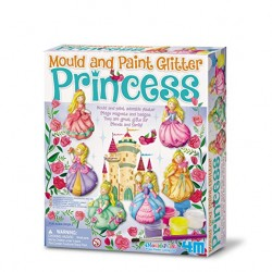 4M ของเล่น Mould & Paint - Glitter Princess