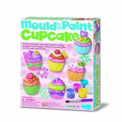4M ของเล่น Mould & Paint - Cup Cake