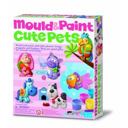 4M ของเล่น Mould & Paint - Cute Pets