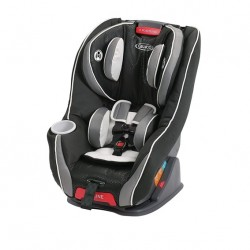 Graco คาร์ซีท Size4Me 65 Car Seat Latch-Harris