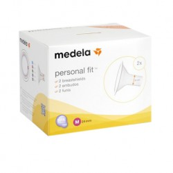 Medela PersonalFit Breastshield 24 mm  with box packaging (size M)