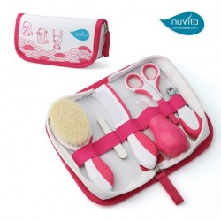 Nuvita Essential Baby Care Kit Pink