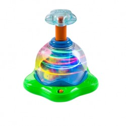 Bright Starts - Press & Glow Spinner