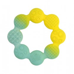 Bright Starts - Natural Rubber Ring Teether ยางกัดน้ำ