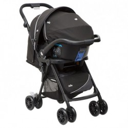 Joie Travel System Aire Step Lx Ts W/Gemm& Rc Midnight