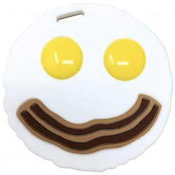 Funzone Eggs & Bacon Teether Toy