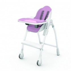 Oribel เก้าอี้สูง Cocoon Highchair Rose Meringue