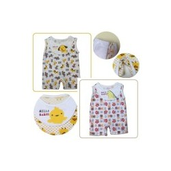 Palm & Pond Bodysuit Apron 100% Cotton 1 pack 2ea no.10
