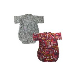 Palm & Pond Japan Style Newborn Suite JINBEI 100% Cotton 1 pack 2 ea no.9
