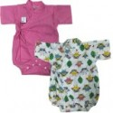 Palm & Pond Japan Style Newborn Suite JINBEI 100% Cotton 1 pack/2 ea no.58