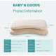 Baby n Goods Air cotton memory pillow