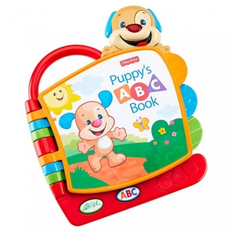 Fisher Price Laugh & Learn™ Puppy's ABC Book