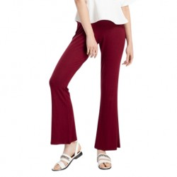 QueenCows กางเกงหลังคลอด : Angelica Stretch Pants (Red)