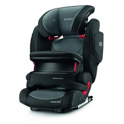 RECARO MONZA IS ASIA - CARBON BLACK