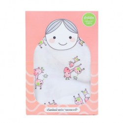 Shawn's Baby Muslin wrapping gift box Giraffe cartoon