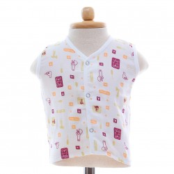 Shawn's Baby Baby Sleeveless Shirt Tools catoon