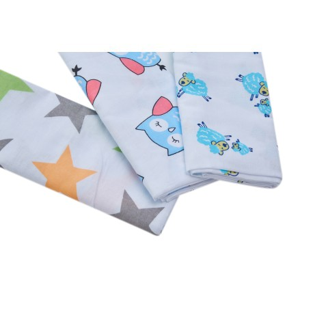 Shawn's Baby Salu Diaper A 3 pcs/pack