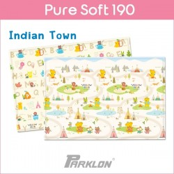 PARKLON Pure Soft Play Mat Size 130x190x1.2cm (Indian Boy)