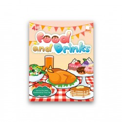 Toybies - AR Flash cards – FOOD AND DRINKS