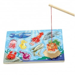 Toybies Magnetic Fishing Game