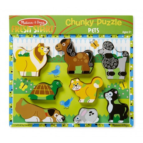 Toybies Pets Chunky Puzzle