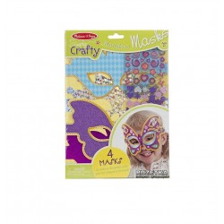 Toybies Simply Crafty – Marvelous Masks